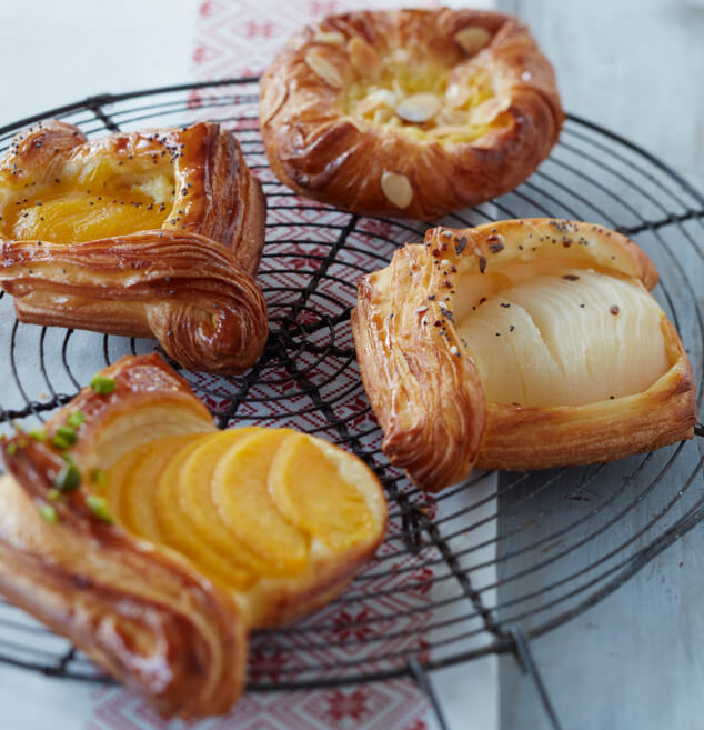 Croissants pastry baking supplies